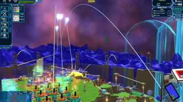 Скриншот Creeper World 4