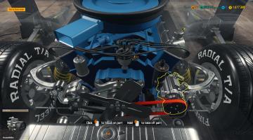 Скриншот Car Mechanic Simulator 2018