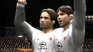 Скриншот FIFA 06
