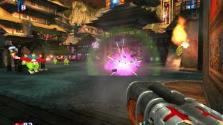 Скриншоты  игры Serious Sam 2