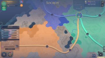 Скриншот Humankind