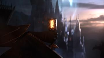 Скриншот Dragon Age: The Dread Wolf Rises