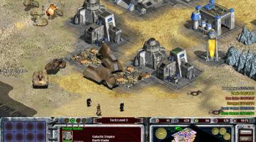 Скриншот Star Wars: Galactic Battlegrounds