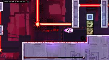 Скриншот Super Meat Boy Forever