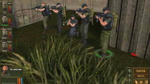 миниатюра скриншота Brigade E5: New Jagged Union