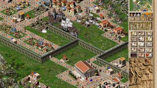 Скриншоты  игры Caesar 3