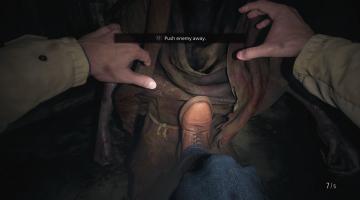 Скриншот Resident Evil: Village