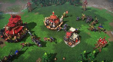 Скриншот Warcraft 3: Reforged