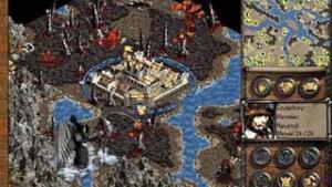 миниатюра скриншота Disciples: Sacred Lands