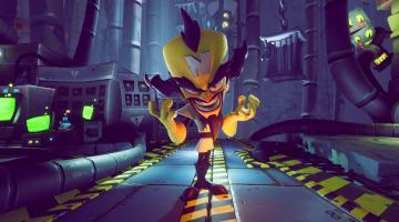 Скриншот Crash Bandicoot 4: It's About Time