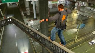 Скриншоты  игры Marc Ecko's Getting Up: Contents Under Pressure