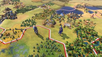 Скриншот Sid Meier's Civilization 6