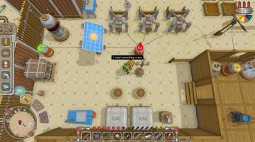 Скриншот Scrapnaut