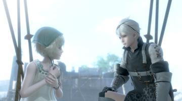 Скриншот NieR: Replicant