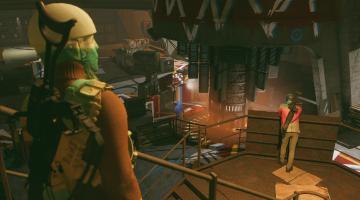 Скриншот Deathloop