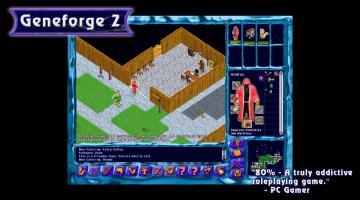 Скриншот Geneforge 2