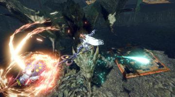 Скриншот Monster Hunter Rise