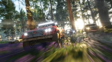 Скриншот Forza Horizon 4