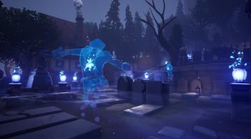 Скриншот Eville