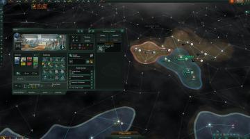 Скриншот Stellaris