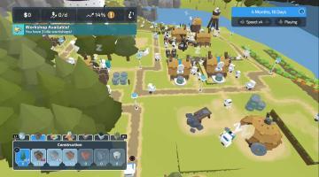 Скриншот The Colonists
