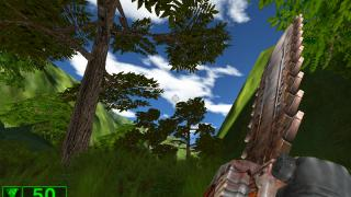 Скриншот Serious Sam: The Second Encounter