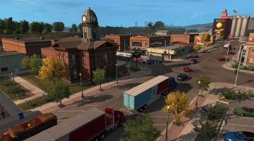Скриншот American Truck Simulator