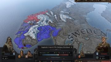 Скриншот Crusader Kings 3