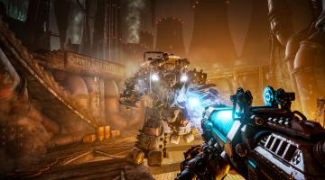 Скриншот Necromunda: Hired Gun