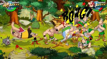 Скриншот Asterix & Obelix: Slap Them All!