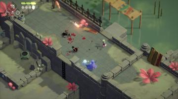 Скриншот Death's Door