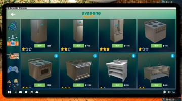Скриншот Cafe Owner Simulator