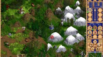 Скриншот Heroes Malgrimii. Lost world of magic