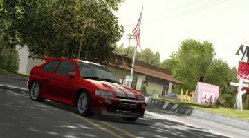 Скриншот Ford Street Racing