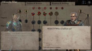Скриншот Empires in Ruins