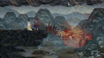 Скриншот GetsuFumaDen: Undying Moon