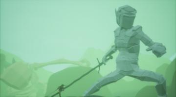 Скриншот Aron's Adventure
