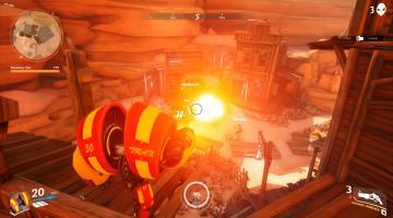 Скриншот BulletVille
