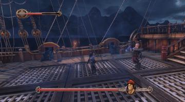 Скриншот Age of Pirates: Captain Blood
