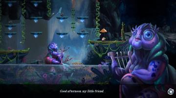 Скриншот Nubarron: The adventure of an unlucky gnome