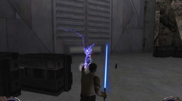Скриншот Star Wars: Jedi Knight 2 - Jedi Outcast