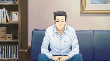 Скриншот Famicom Detective Club: The Missing Heir