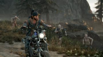 Скриншот Days Gone