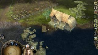 Скриншот Lord of the Rings: The Battle for Middle-earth 2, the