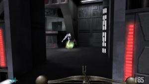 миниатюра скриншота Star Wars: Jedi Knight 2 - Jedi Outcast