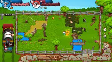 Скриншот HOLY COW! Milking Simulator