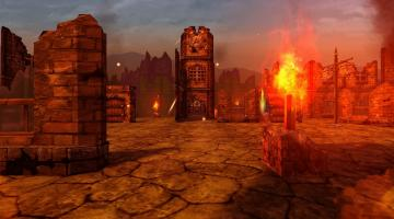 Скриншот Demon Gaze