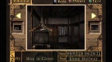 Скриншот Fatal Frame