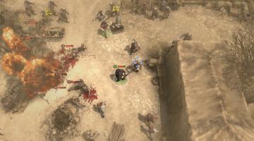 Скриншот Decision: Red Daze