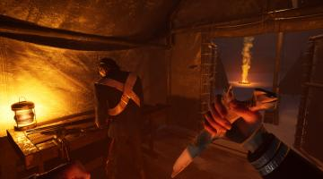 Скриншот Dread Hunger